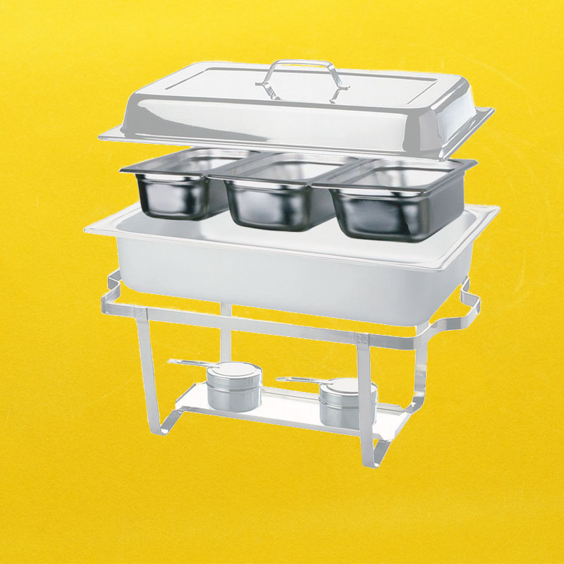 Chafing Dish 1/3 GN